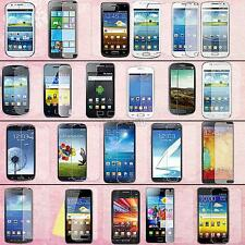 Bubble Free Ultra Clear LCD Guard Film Shield Cover Protector For Samsung Galaxy