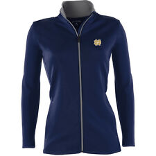 Antigua Notre Dame Fighting Irish Women's Leader Full Zip Jacket