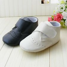 Baby Boy Wedding Christening Baptism Formal Pram Shoes Boot Size 1 2 3/3 6 9 12M