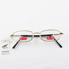 Fashion High-quality Men Women metal frame reading glasses 1.00 to 4.00