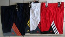 MEN'S Adidas Climalite Superstar Basketball Athletic Long Shorts