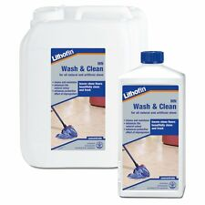Lithofin MN Wash And Clean For Natural & Artificial Stone, Floor Tile Cleaner