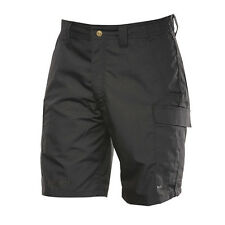 Tru-Spec Shorts 24-7 ST Black Polyester Cotton Rip-Stop 423100 ALL SIZES