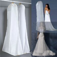Wedding dress dust cover &Widening thickening double-sided Cloth dress suit
