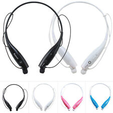 Wireless HandFree Sport Stereo Bluetooth Headset headphone for Samsung iPhone LG