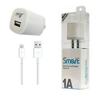 10x Fast Micro USB Plug Home Wall Travel AC Charger Adapter for Samsung Phones