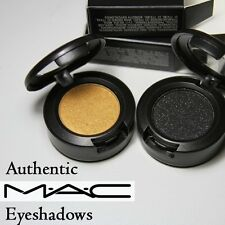 NIB MAC SINGLE EYESHADOW GOLDMINE OR BLACK TIED