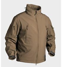 Helikon GUNFIGHTER soft shell shark skin combat outdoor Jacket - Coyote / Tan