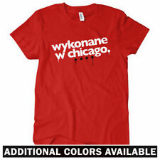Made In Chicago Women's T-shirt - Polish - Bears Cubs Bulls 312 Sox - S to 2XL