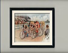 vintage cycle race