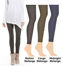 DKNY Melange Cotton Cozy Leggings (08778) - MSRP $28