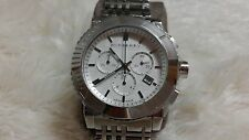 100% Authentic New Men's Watch LUX Burberry  Metal Chronograph BU2303/BU2304