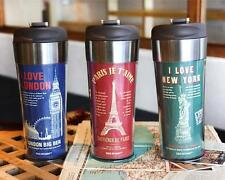 7321 350ml Stainless Steel Travel Coffee Tea Mug Thermos Insulated Tumbler