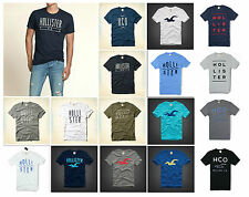 New Hollister by Abercrombie Men Venice Beach T-shirt Graphic Muscle Fit Size