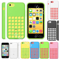 Colorful Heavy Duty Hybrid Rugged Soft Protective Case Cover Skin For iPhone 5C