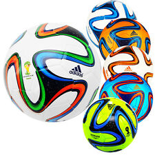 New Official Adidas Brazuca Glider Replica Ball World Cup 2014 Training Football