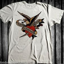 "sailor jerry tattoo art ""Death Before Dishonor"" T-shirt"
