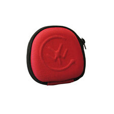 Fabric MP3 Player Clamshell Case For Apple iPod Shuffle 2nd, 3rd, 4th Generation