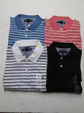 Tommy Hilfiger Men's Short Sleeve Polo Shirts Various Colors & Sizes NWT