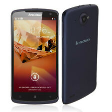 New Android 4.2 MTK6589 Quad Core 5.3 Inch HD IPS Screen Cell Phone Lenovo S920
