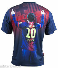 Maillot Lionel MESSI N°10 - BARCELONA BARCA - Collection officielle FC BARCELONE