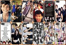 New for iPhone 5/5S hard case cover 5SOS - add message if need iphone 6 6 plus