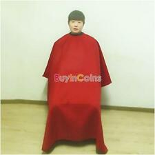 Hairdressing Hair Pro Salon Cutting Barber Hairstylist Polyester Gown Cape Cloth