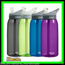 Camelbak Eddy 1 Litre Water Bottle - BPA Free - Assorted Colours