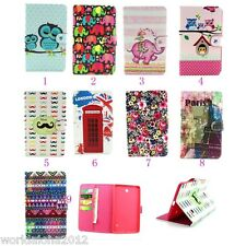 PU Leather Case Magnetic Stand Case Cover For Samsung Galaxy Tab 4 7 inch T230