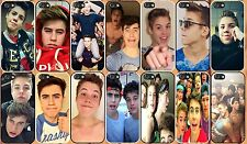 New for iPhone 5/5S hard case magcon boys - add message if you need 5c