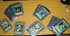 YU-GI-OH! TRADING CARDS ~ SPELL CARDS ~ STARTING LETTERS M,N,O,P,Q & R