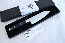 Yaxell MON Japanese knife VG10 three layer stainless steel Santoku any size