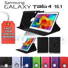 Premium Samsung Galaxy Tab 4 Tab 3 10.1 Rotate Leather Case Cover T530 T531 T535