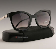 Women's Cat Eye Black DG Sunglasses Vintage Fashion New Designer UV400