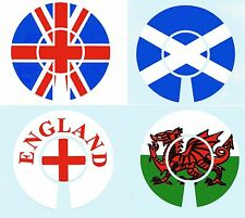 Bowls Stickers  -  HOME NATIONS SERIES  -  Quality Design