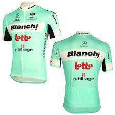 Jersey Bianchi Lotto Arbitrage by Vermarc full zip