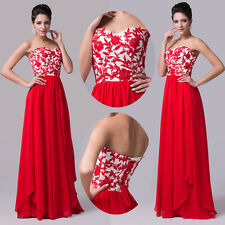 ❤HOT DEAL❤2014 Wedding Bridesmaid Formal Gown Party Cocktail Evening Prom Dress