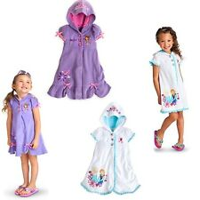 On Sale Kid Costume Disney Princess Sofia Fancy Children Outfit Dress  with Cap