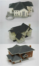 MODEL TRAIN RAILWAY PLASTIC GRAND HOUSEVILLA MODEL KIT Z GAUGE PLS CHOOSE
