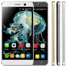 "5"" 5MP Dual Sim Android 4.4 Smartphone Quad Core Unlocked 3G/GSM Cell Phone"