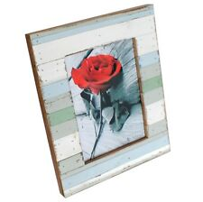 Roco Verre Breeze Shabby Chic Photo Frame Stand or Wall Mounted 4 sizes