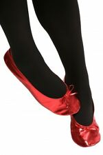 Ladies 1 Pair Rollasole Paint The Town Red Rollable Shoes
