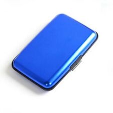 Aluminum Metal ID Credit Cards Pocket Wallet Holder Case Box Business Waterproof