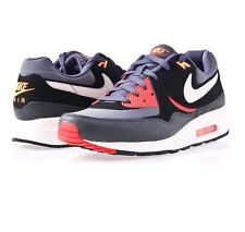 NIKE AIR MAX LIGHT ESSENTIAL BLACK GREYS MENS TRAINER SIZE 6 TO 12 NEW