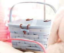2014 LONGABERGER KIDDIE  BASKET W/OPT TO PURCHASE PROTECTOR - FREE SHIPPING