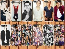 Dylan O'brien for iPhone 6 6 Plus 4S 5/5S 5C Samsung S3/4/5 Note 2/3/4 Case S5