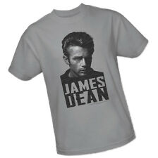 JAMES DEAN - Textured Look Photo Print -- Adult SizeT-Shirt