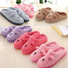 2014 Unisex Cute Sheep Winter Warm Soft Antiskid Indoor Home Slippers Gift 25