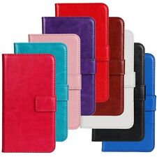 Fashion Glossy Leather Flip Wallet Case Cover for LG Optimus L7 II 2 Dual P715