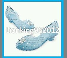 Disney store Elsa Frozen shoes size 7-8 9-10 11-12 13-1  sold out in store